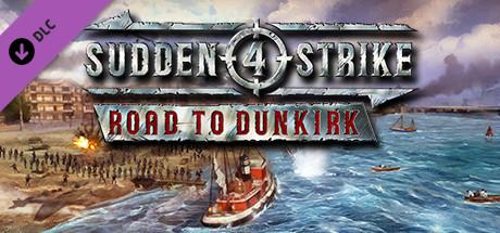 Sudden Strike 4 - Road to Dunkirk