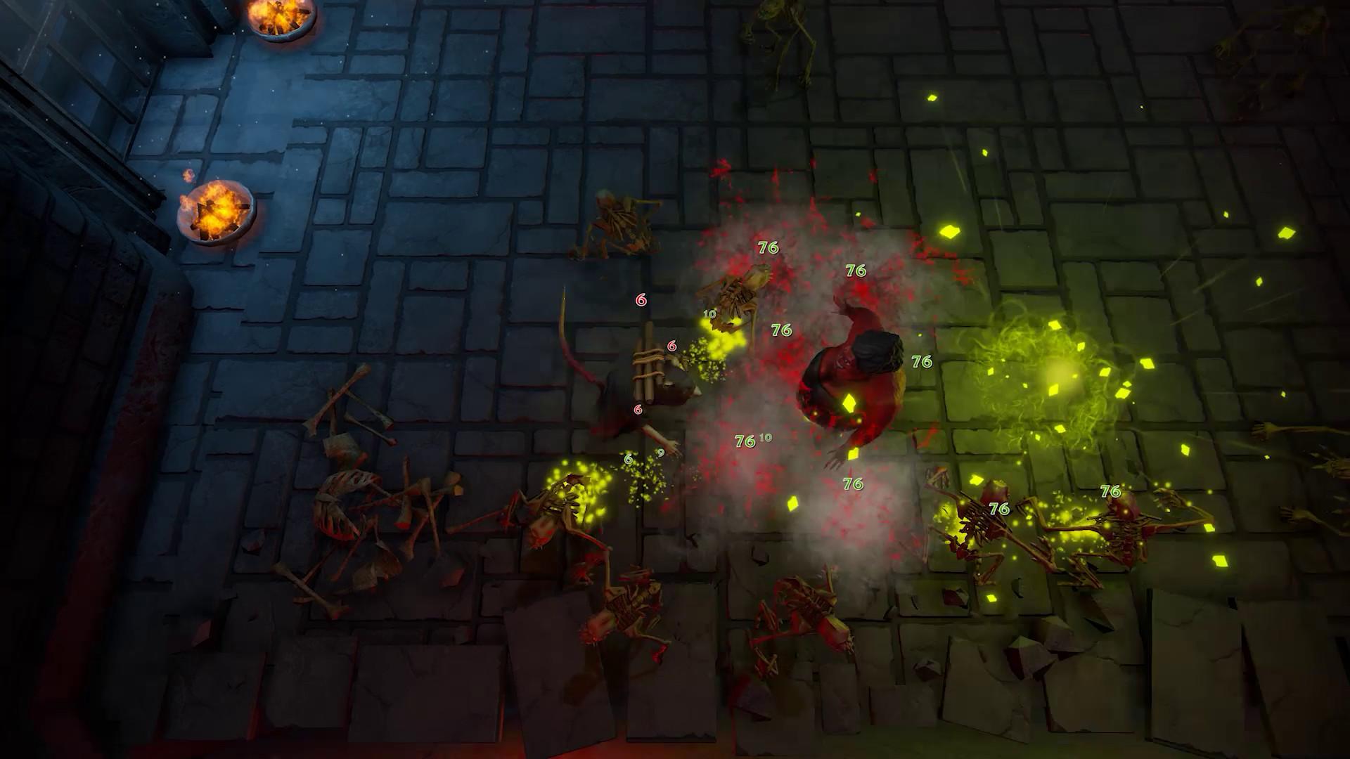 MetaMorph: Dungeon Creatures screenshot