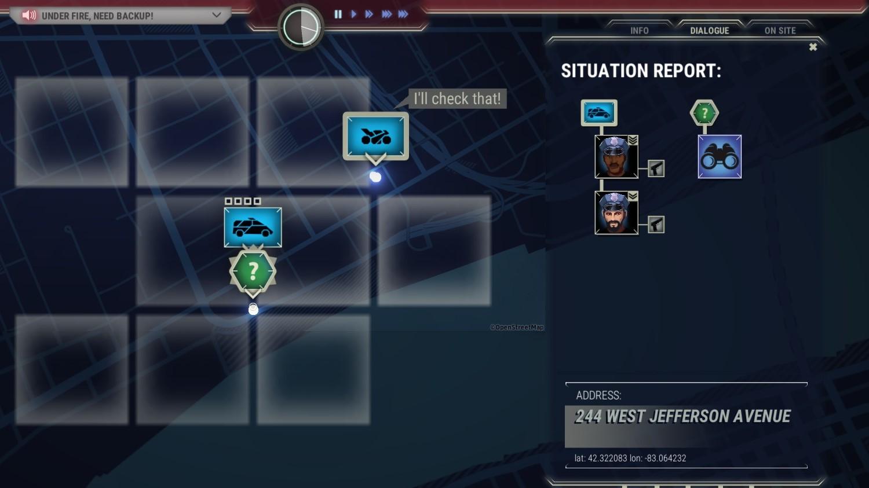 911 Operator - Search & Rescue screenshot