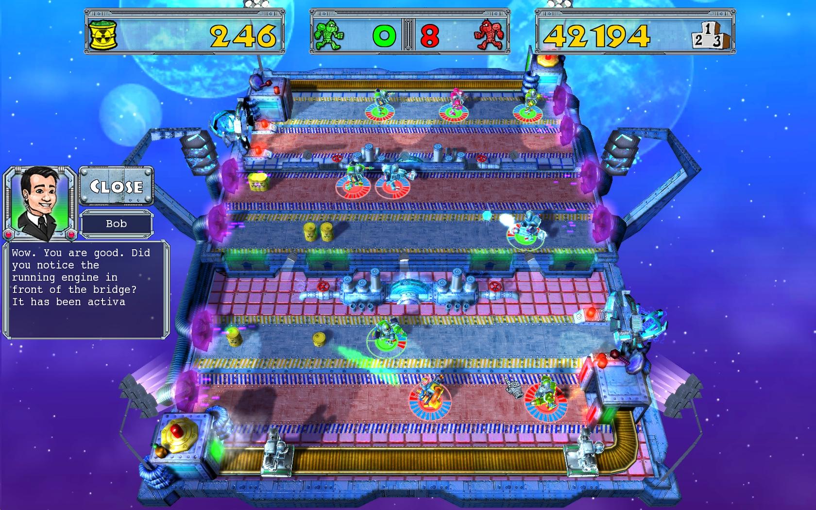 Power of Defense screenshot