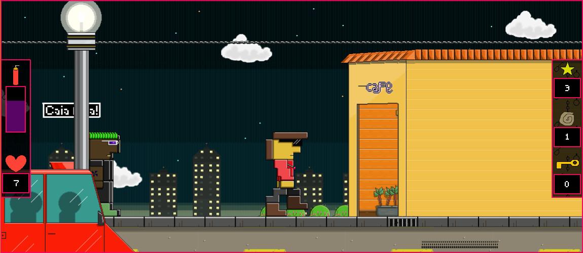 Jack's Gang screenshot