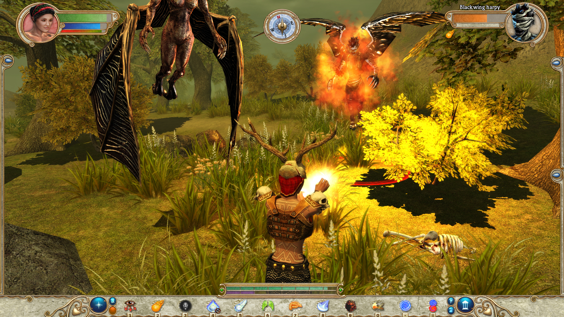 Numen: Contest of Heroes screenshot