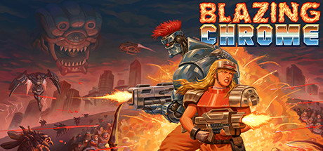 Allgamedeals.com - Blazing Chrome - STEAM