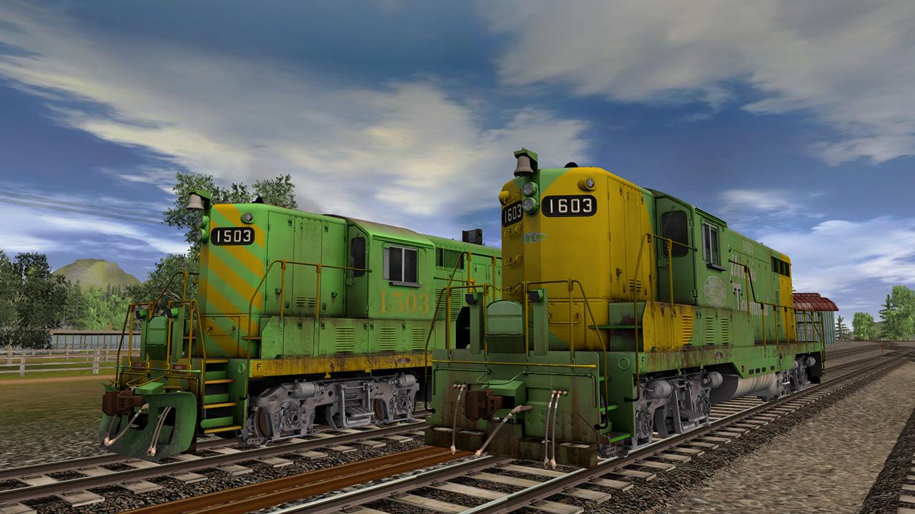 Trainz 2019 DLC: ITC GP7 Phase I & II (2 Pack) screenshot