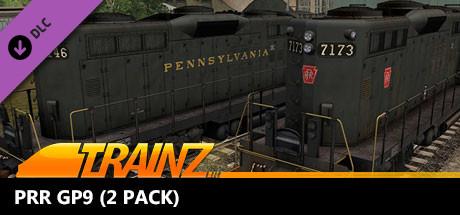 Trainz 2019 DLC: PRR GP9 (2 Pack)