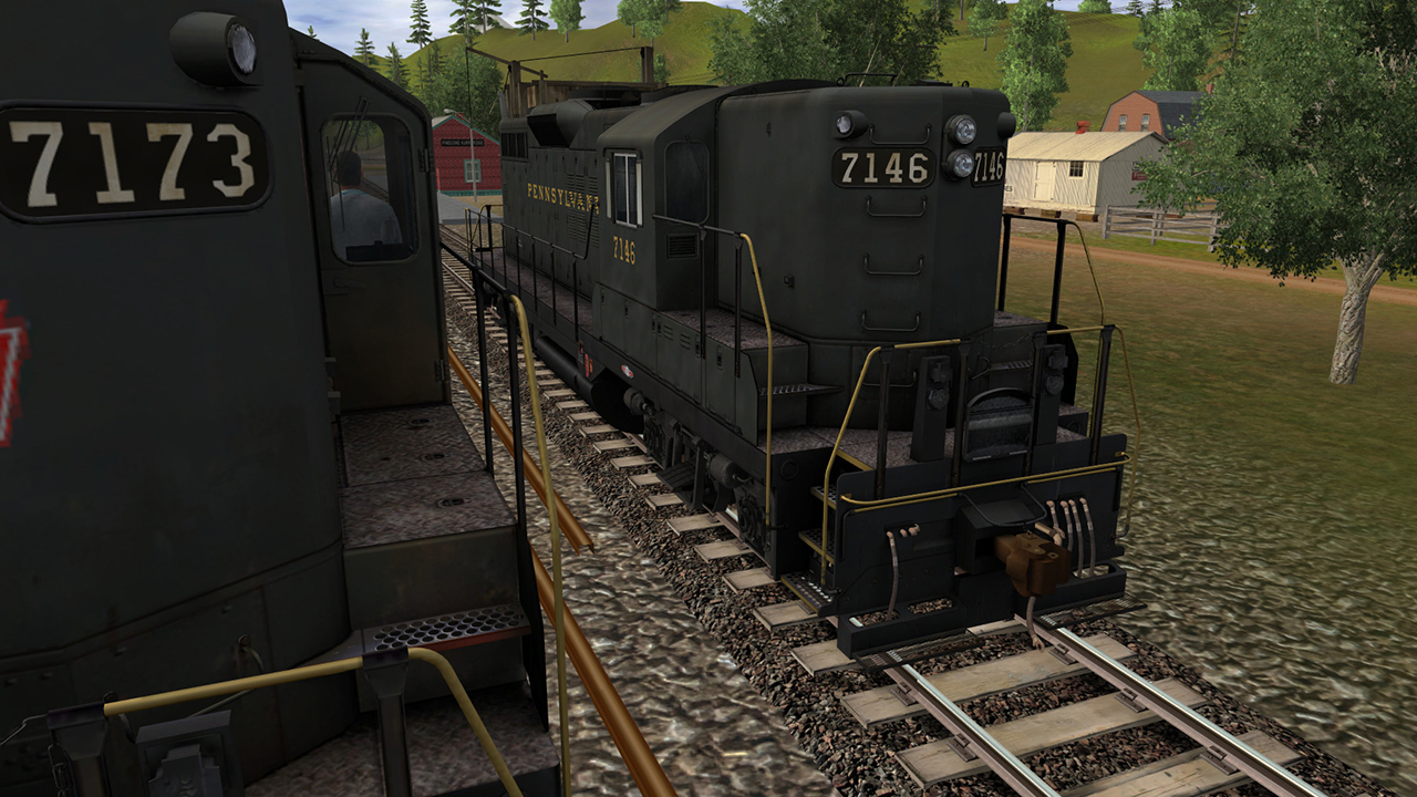 Trainz 2019 DLC: PRR GP9 (2 Pack) screenshot