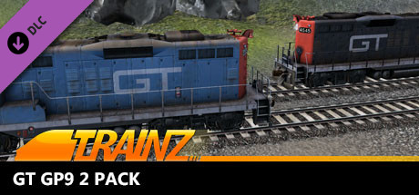 Trainz 2019 DLC: GT GP9 2 Pack