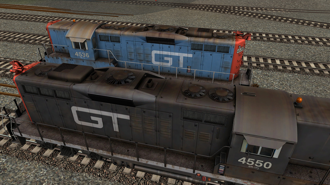 Trainz 2019 DLC: GT GP9 2 Pack screenshot
