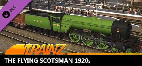 Trainz 2019 DLC: The Flying Scotsman 1920s
