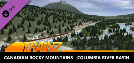 Trainz 2019 DLC Route: Canadian Rocky Mountains - Columbia River Basin