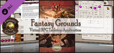 Cheap Fantasy Grounds - Codex Infernus: The Savage Guide to Hell (Savage Worlds) steam key