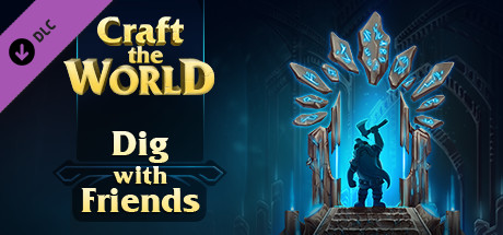 Craft The World - Dig with Friends