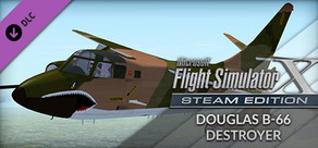 FSX Steam Edition: Douglas B-66 Destroyer Add-On