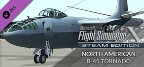 FSX Steam Edition: North American B-45 Tornado Add-On