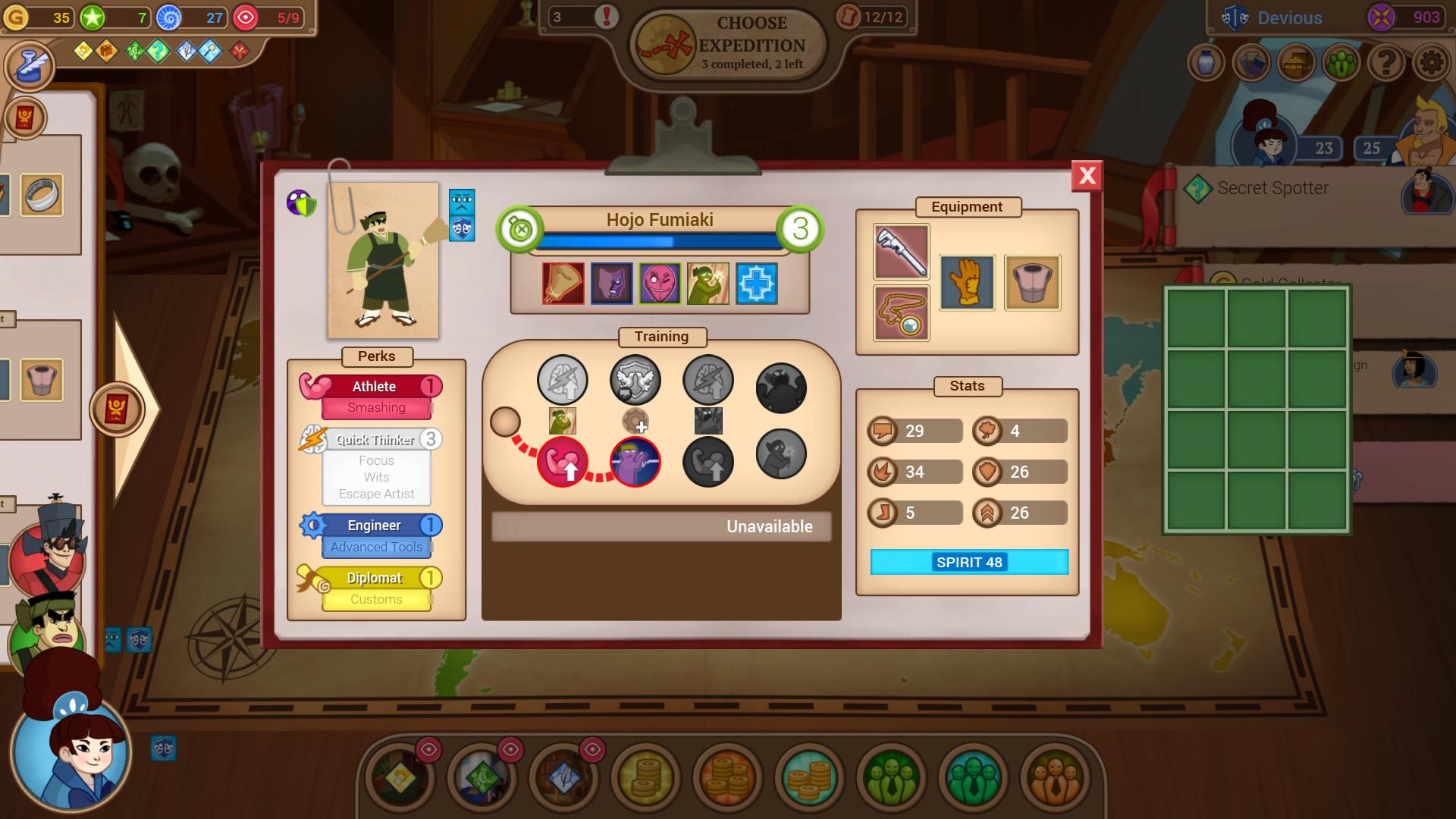 Renowned Explorers: The Emperor's Challenge screenshot