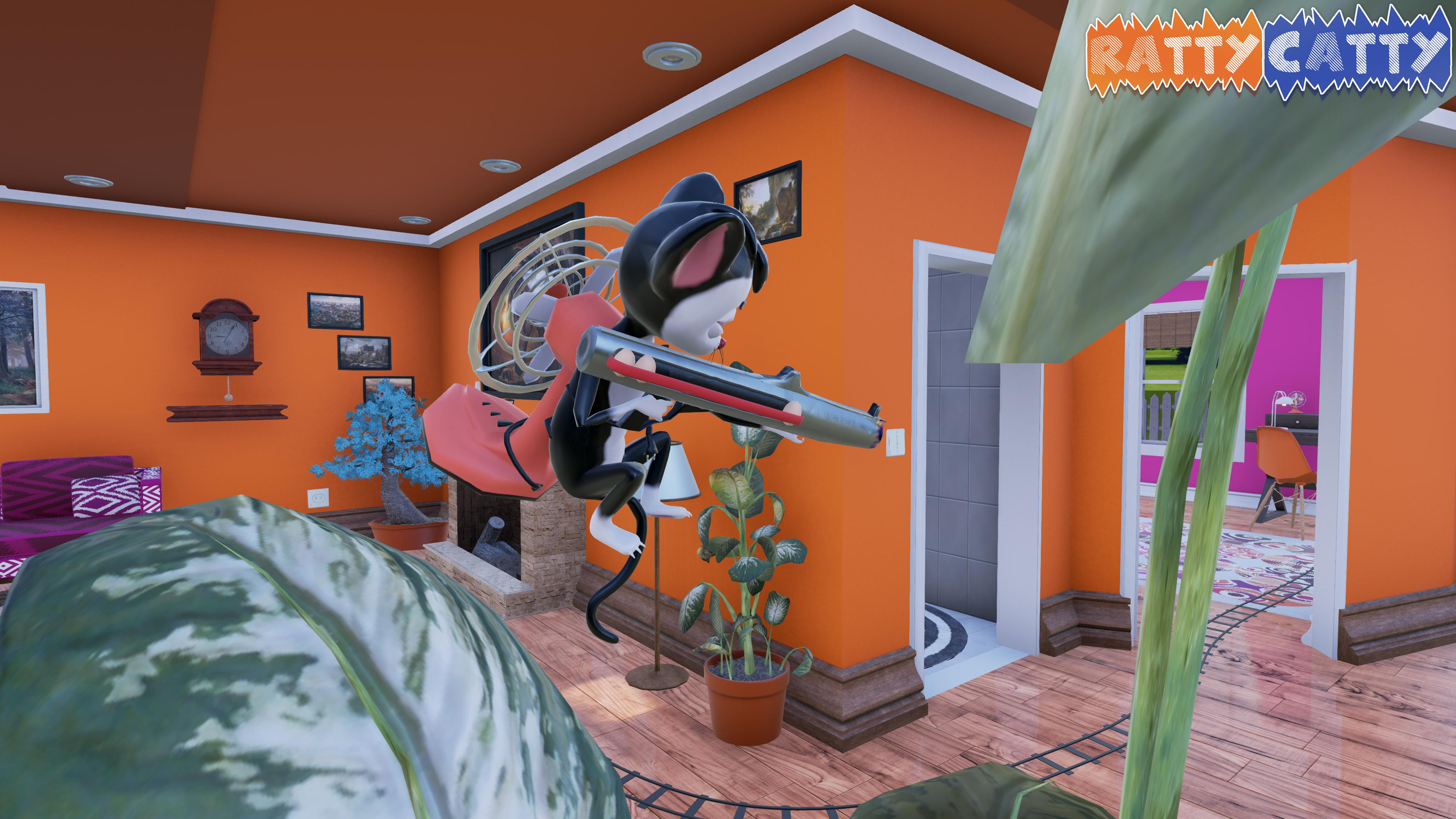 Ratty Catty screenshot