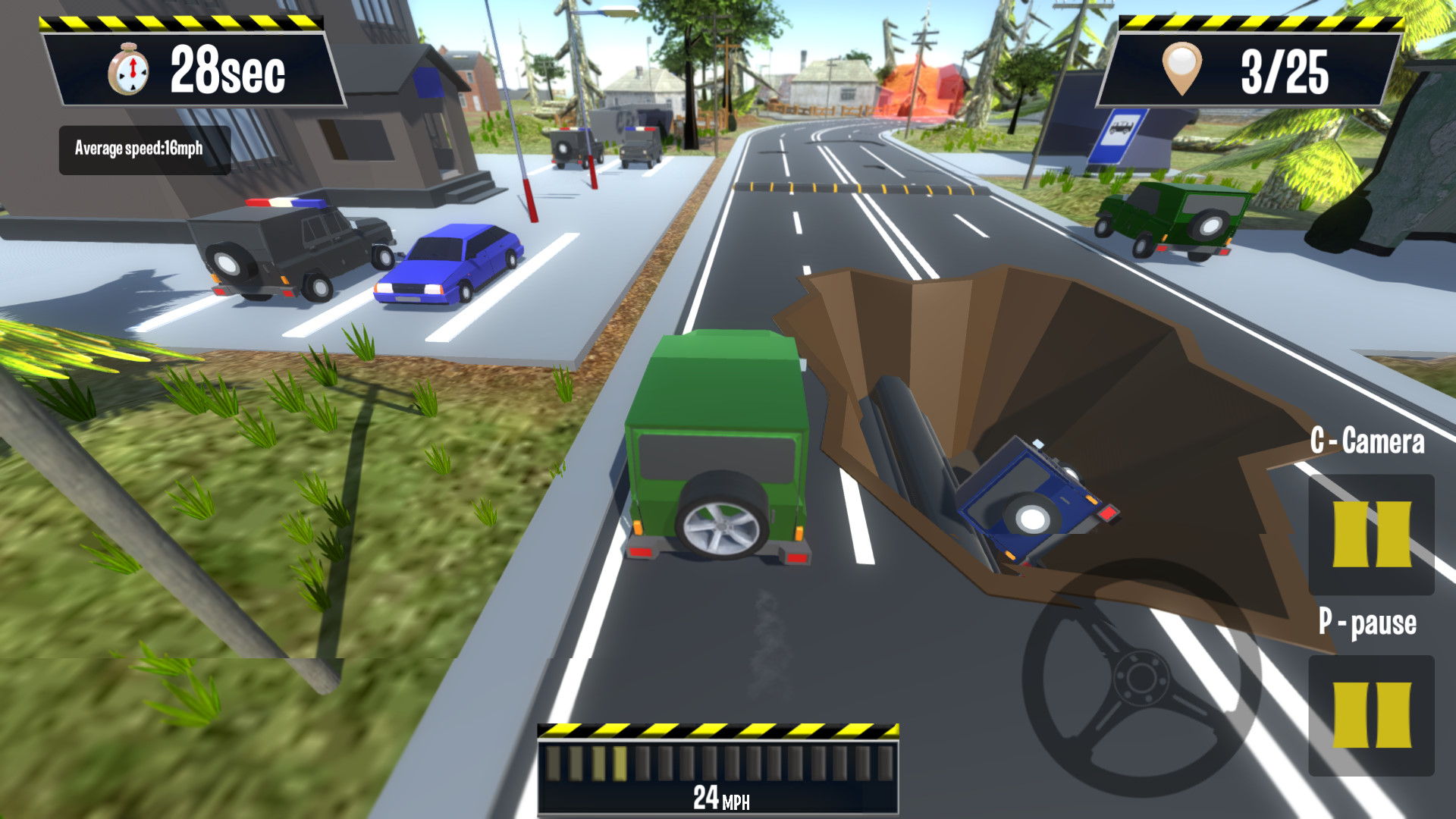 Russian Roads screenshot