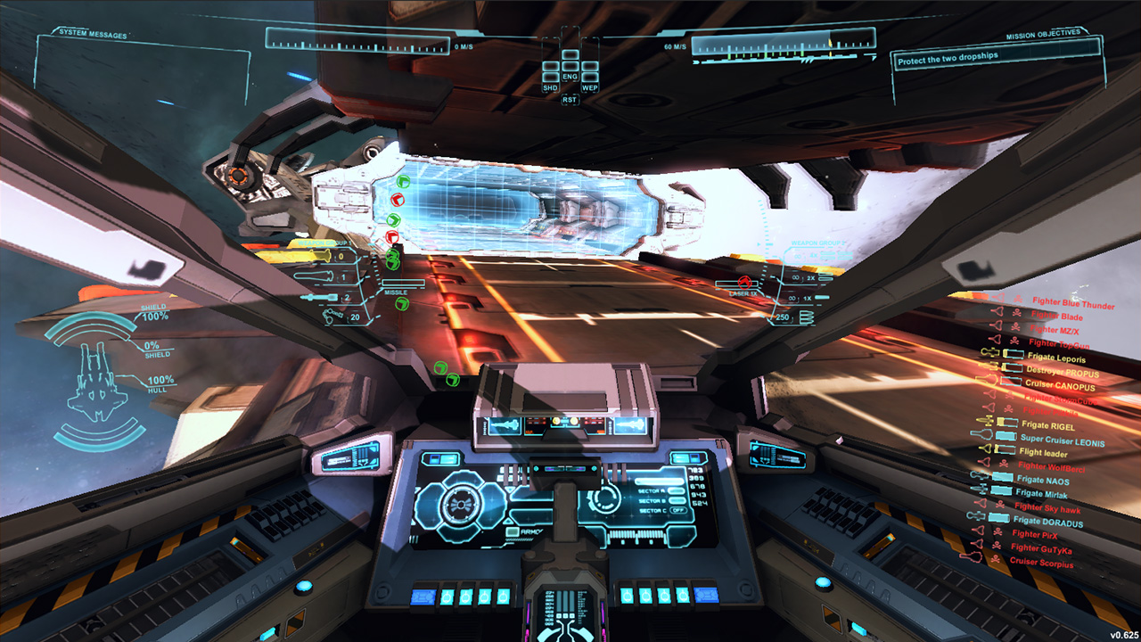 Starway Fleet screenshot