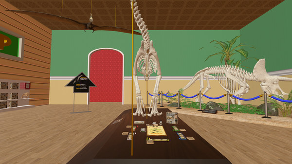 Tabletop Simulator The Great Dinosaur Rush PC Game