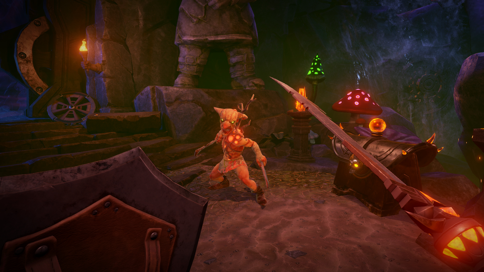 Karnage Chronicles screenshot