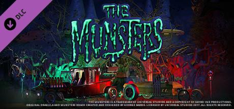 Planet Coaster - The Munsters Munster Koach Construction Kit