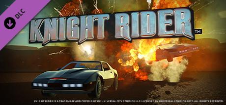 Planet Coaster - Knight Rider K.I.T.T. Construction Kit