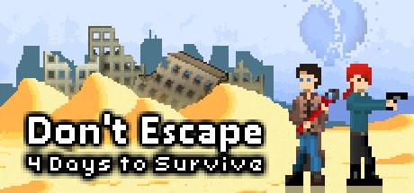 Allgamedeals.com - Don't Escape: 4 Days to Survive - STEAM