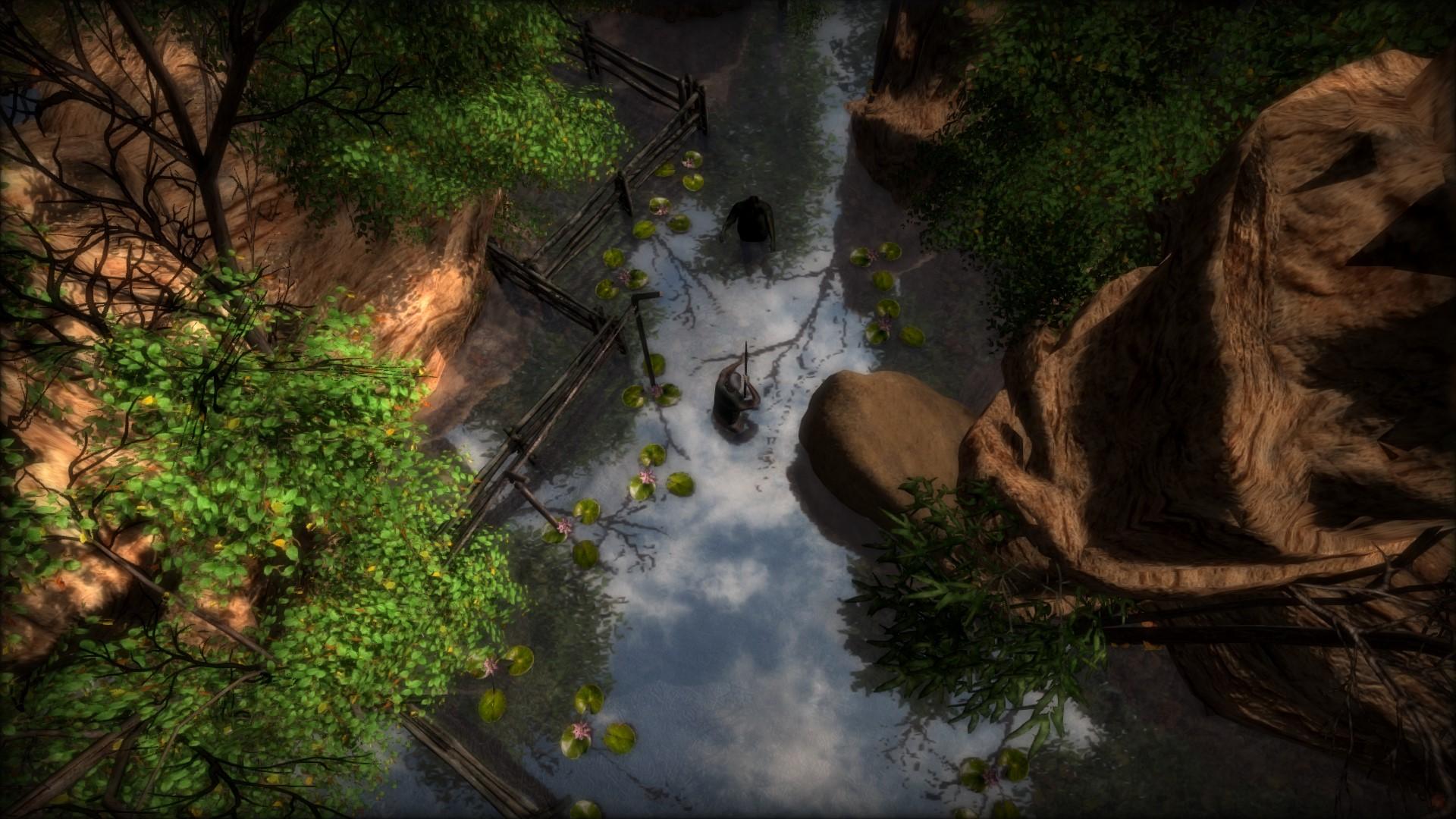 THE LAST HUNT screenshot