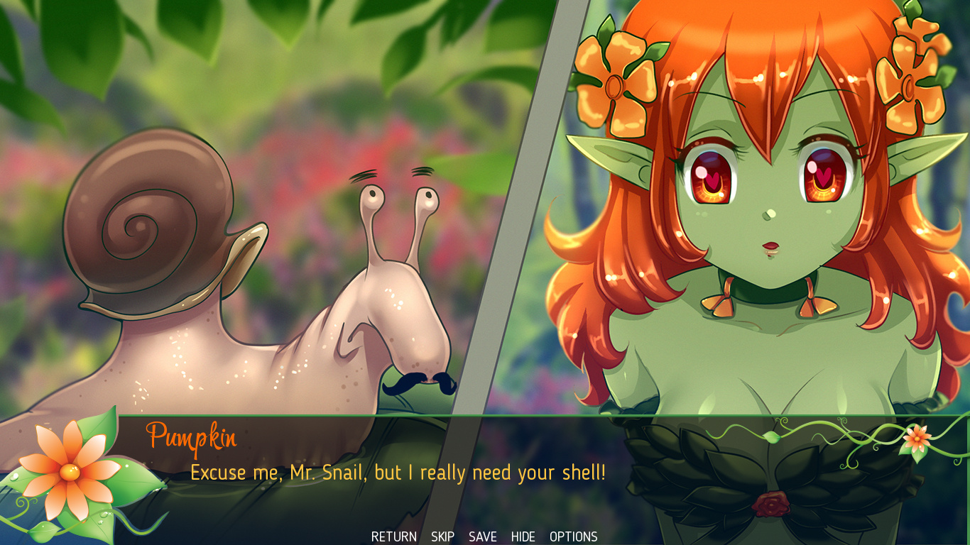 Sweet fantasy screenshot
