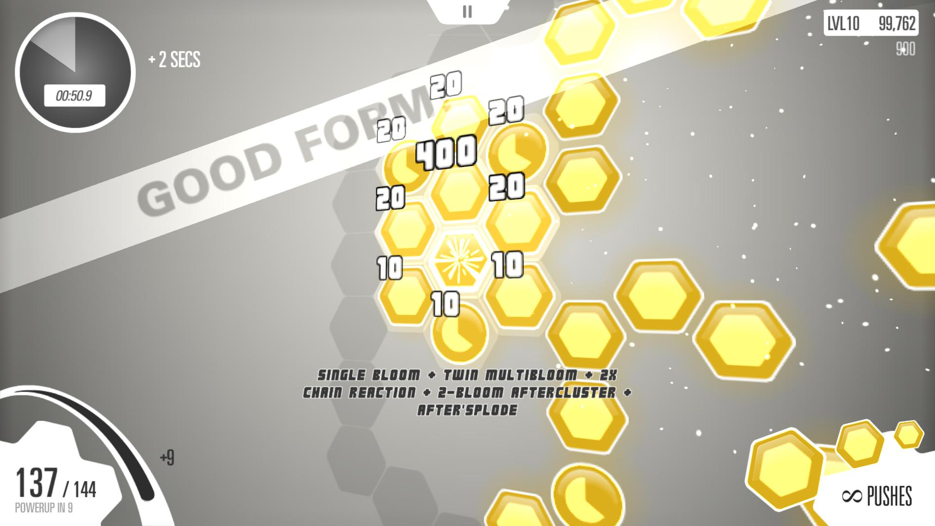 Fractal: Make Blooms Not War screenshot