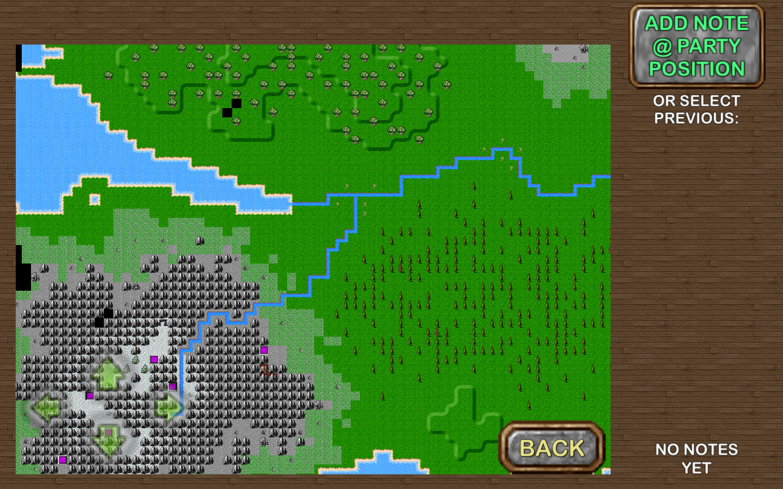 DUNGEONS OF CHAOS screenshot