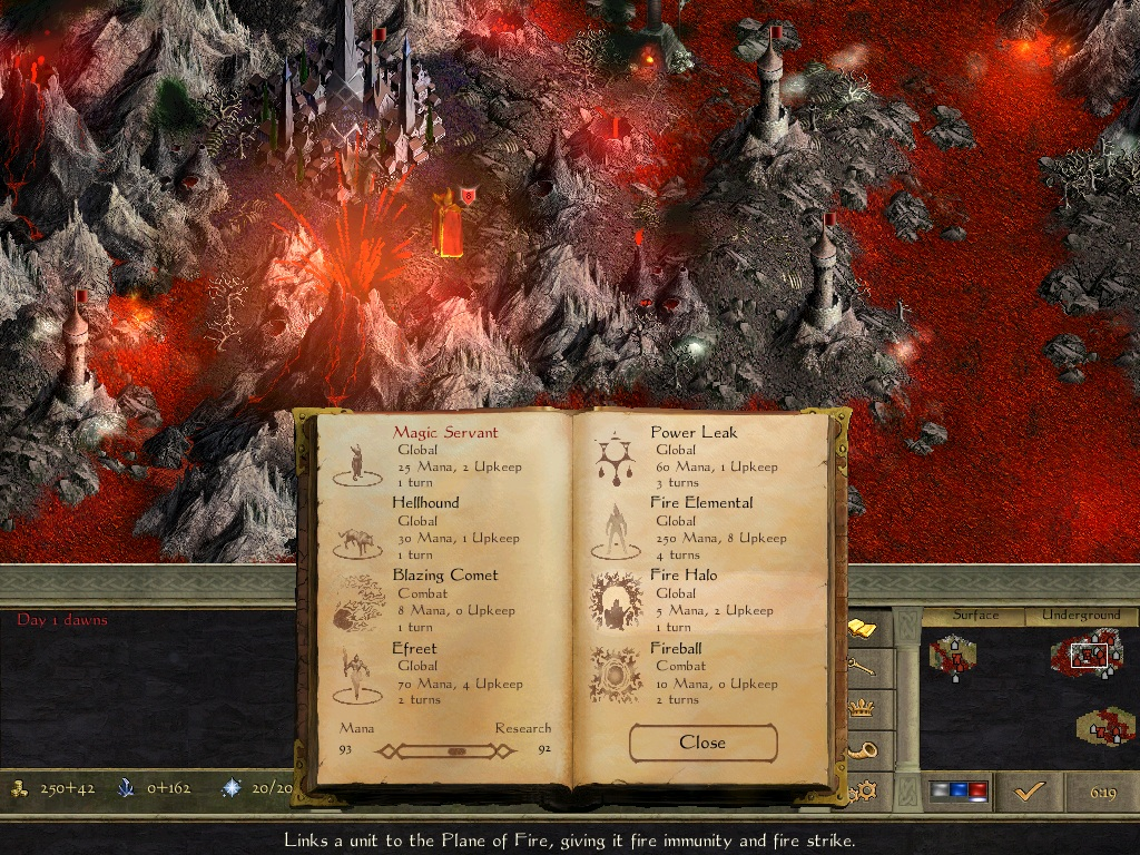 Age of Wonders II: The Wizard's Throne screenshot