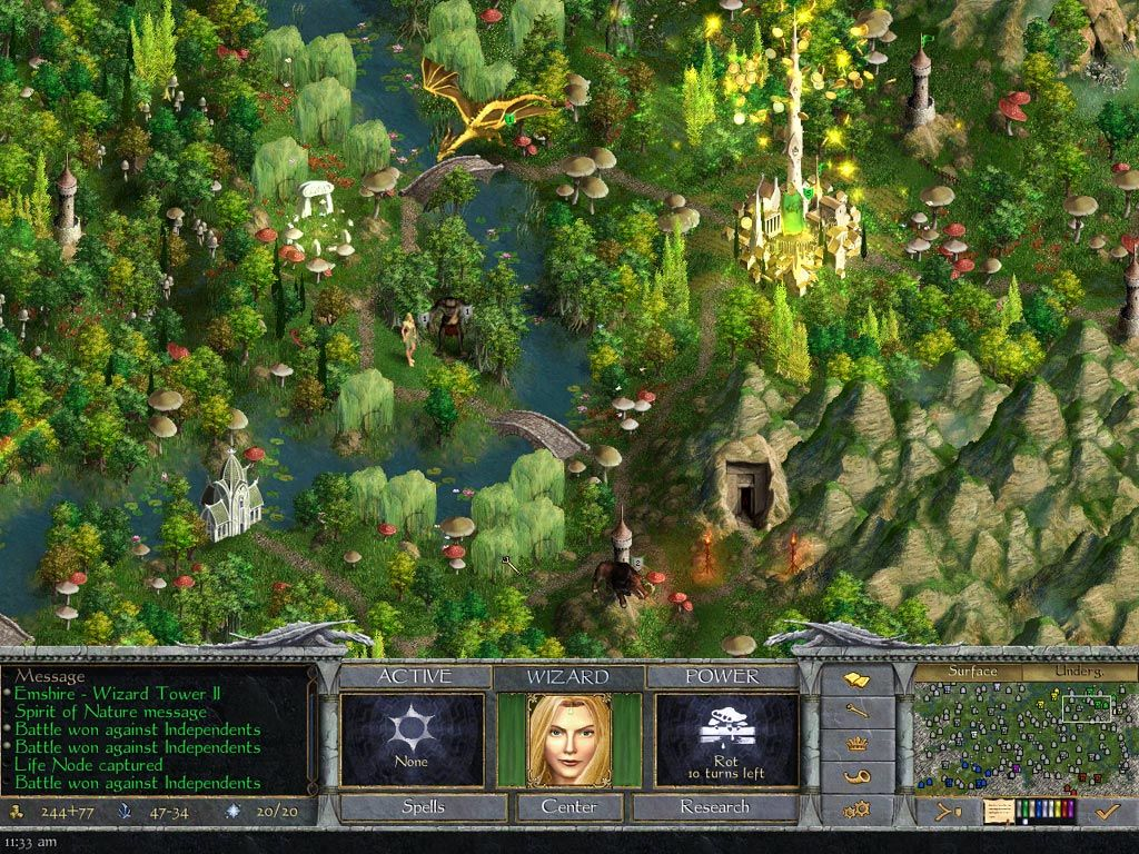 Age Of Wonders Shadow Magic Download Free Gog Pc Games