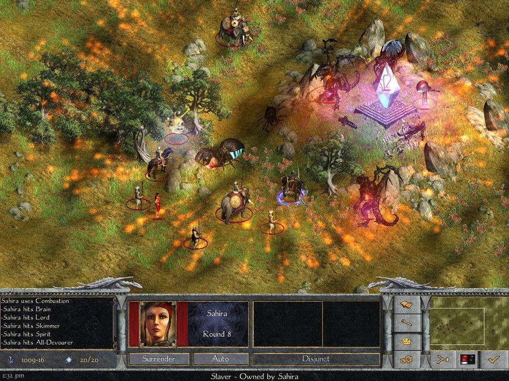 Age of Wonders: Shadow Magic screenshot 3