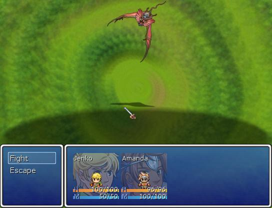 Vagrant Hearts Zero screenshot