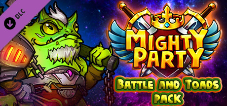 Mighty Party: Battle and Toads Pack