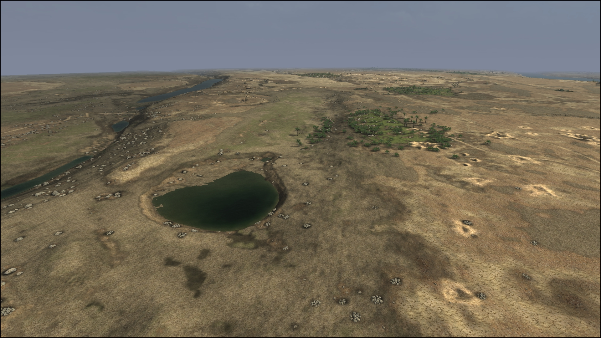 Tank Warfare: Operation Pugilist screenshot