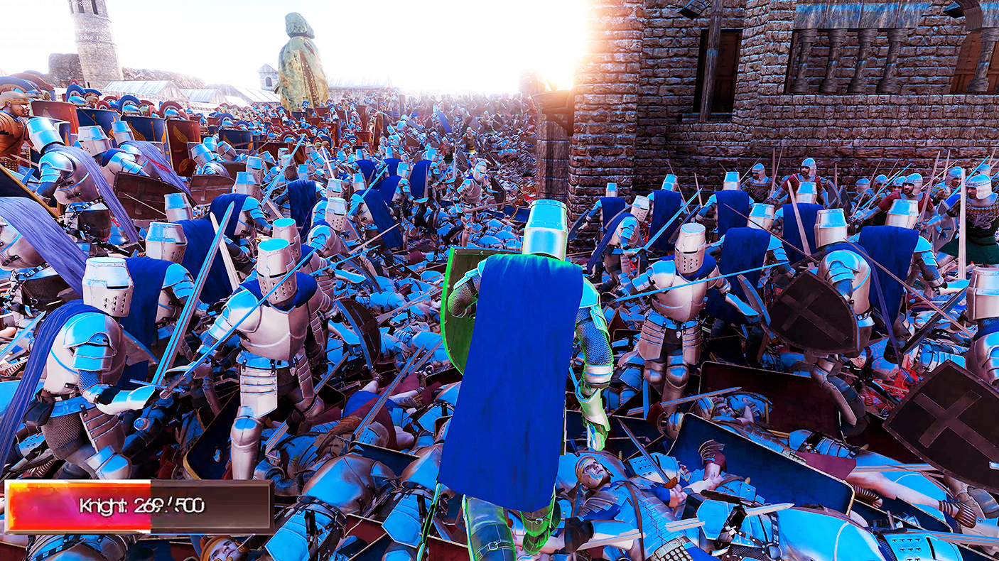 Ultimate Epic Battle Simulator Screenshot 1