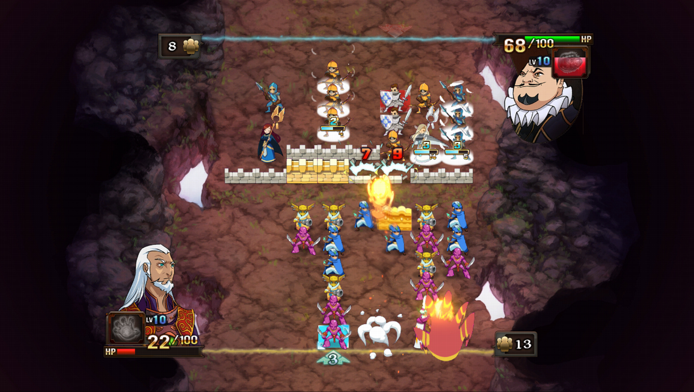 Might & Magic: Clash of Heroes - I Am the Boss DLC screenshot
