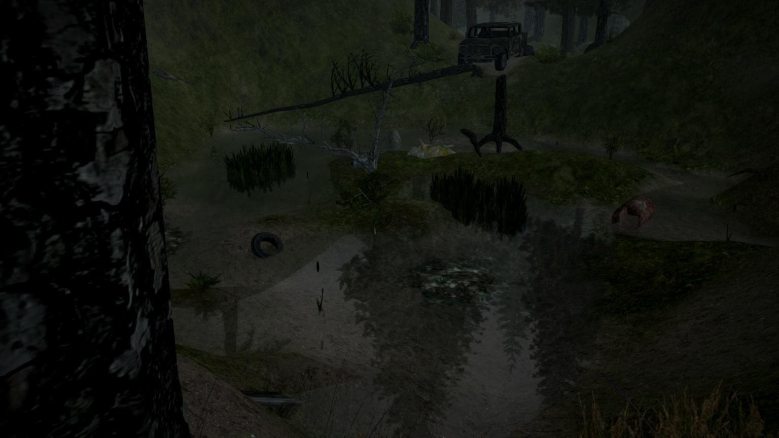 Affliction screenshot