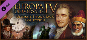 Collection - Europa Universalis IV: Ultimate E-book Pack