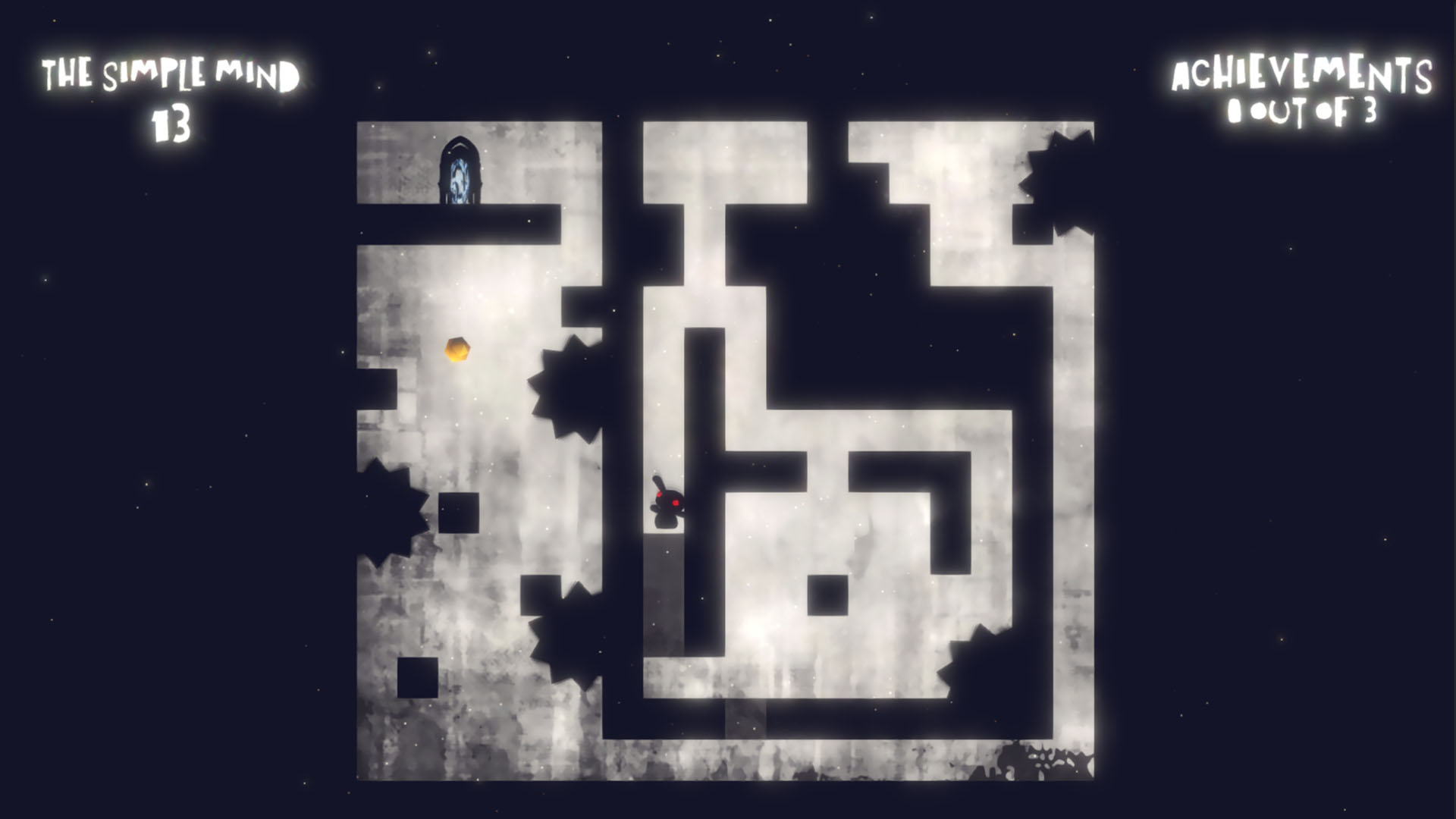 MIND CUBES ⬛ Inside the Twisted Gravity Puzzle screenshot