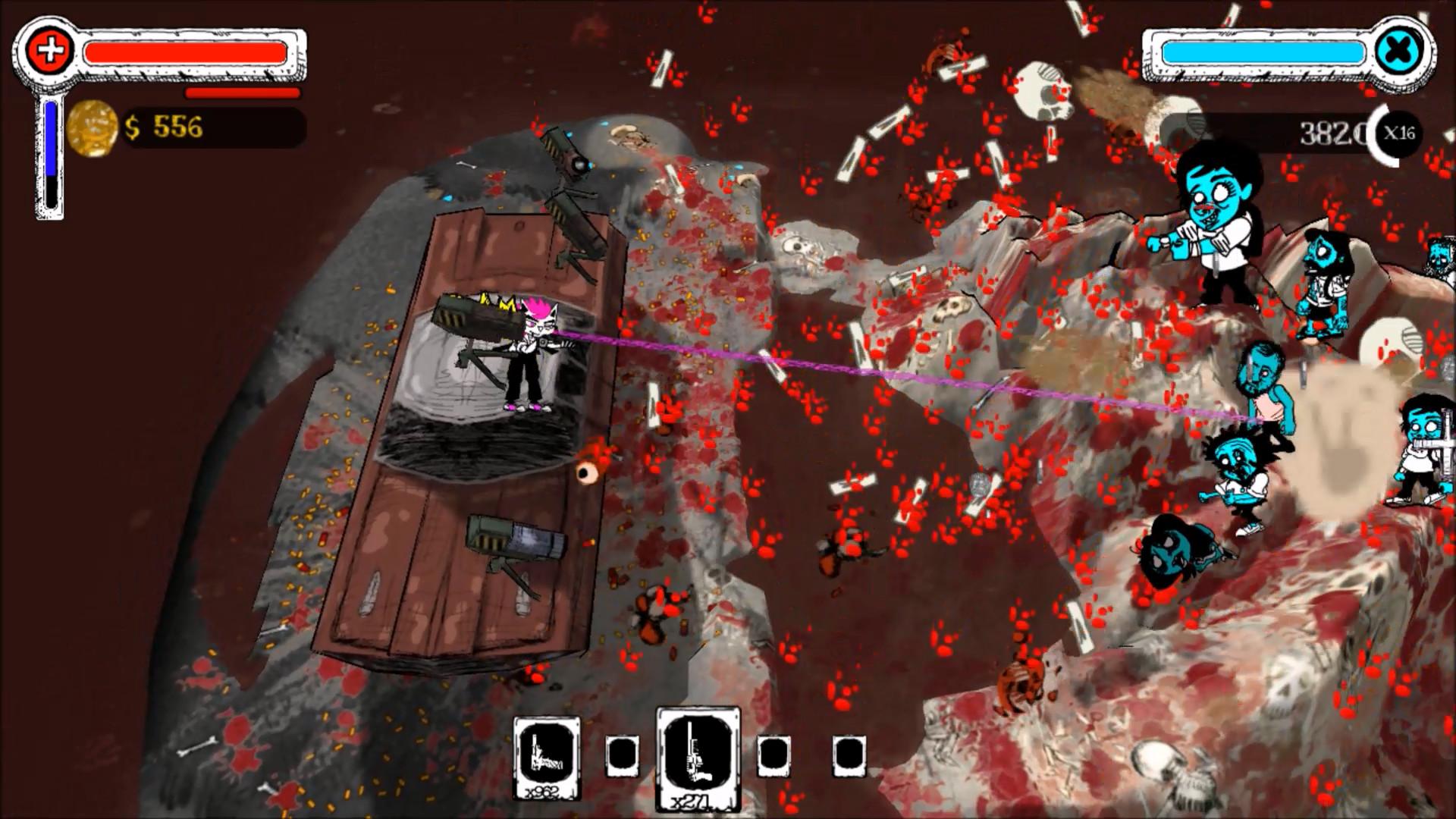 Battle Bruise screenshot