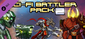 RPG Maker MV - Sci Fi Battlers 2