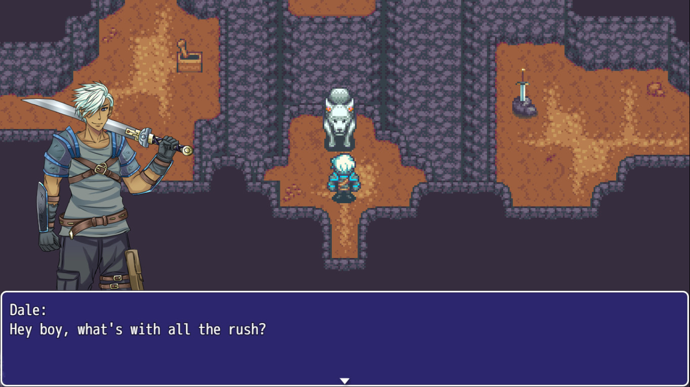 IronBorn screenshot