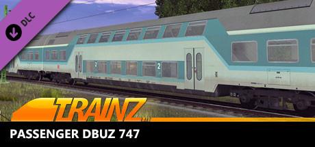 Trainz 2019 DLC: DBuz 747 Passenger Cars