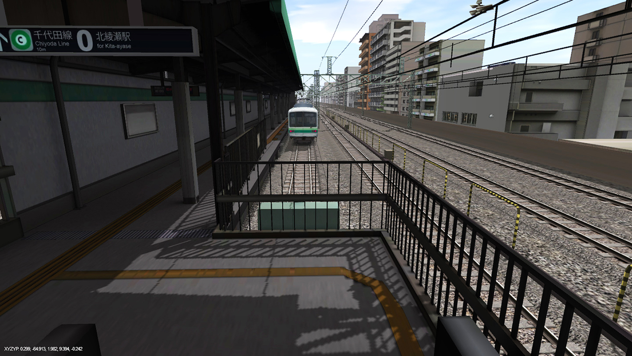 Trainz 2019 DLC: Chiyoda Branch Line screenshot