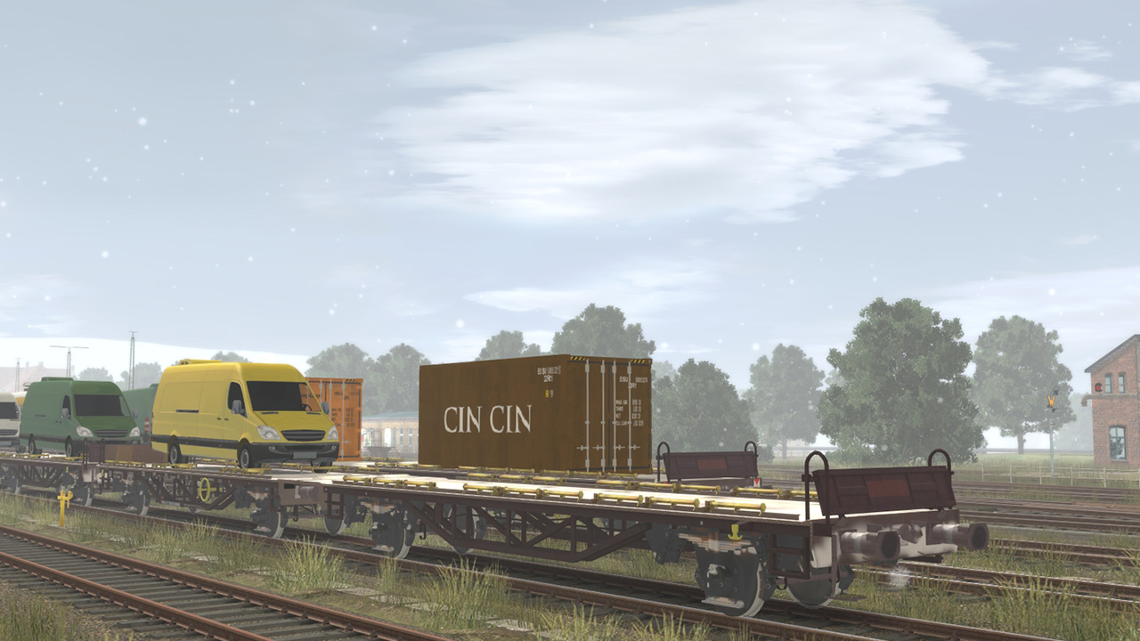 Trainz 2019 DLC: Laadgs Transporter screenshot