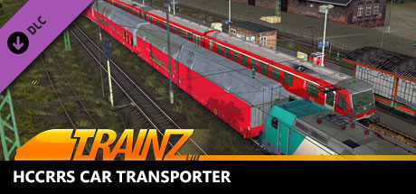 Trainz 2019 DLC: Hccrrs Car Transporter
