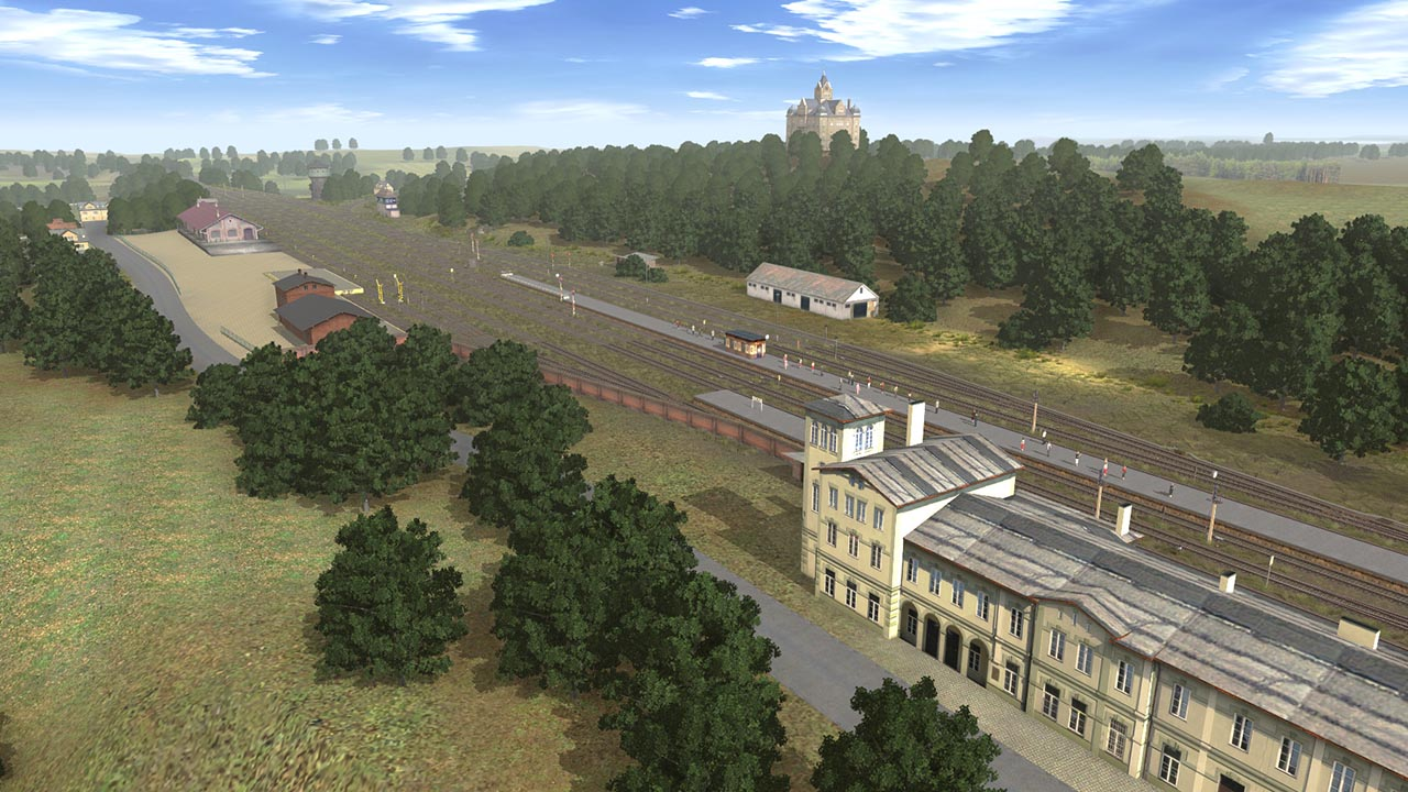 Trainz 2019 DLC: Niddertalbahn (TANE Edition) screenshot